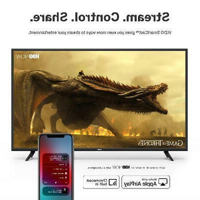 VIZIO Inch Class LED TV 1080p Cast Air Play