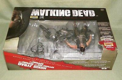 "DARYL DIXON Walking AMC 5"" Figure"
