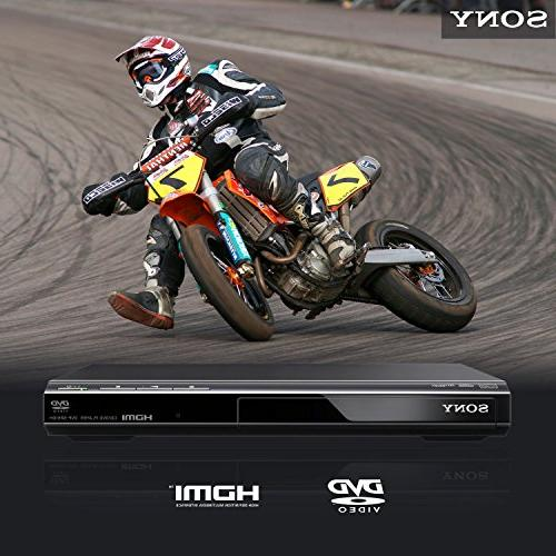 Sony DVPSR510H DVD with High Speed HDMI