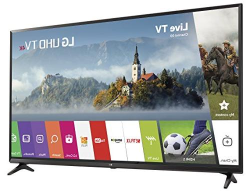 LG 65-Inch 4K Smart LED TV