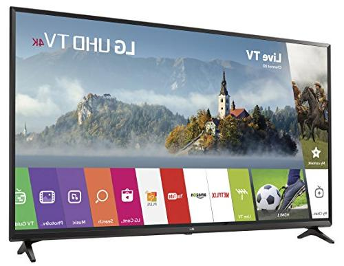 LG Electronics 65UJ6300 4K LED TV