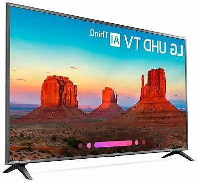 LG 75UK6570PUB 4K Smart LED 2018