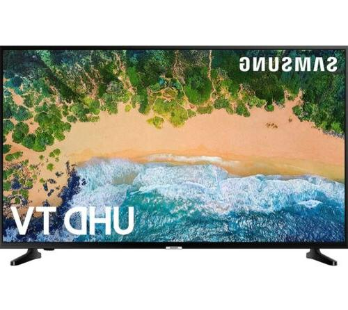 Samsung Smart 4K w/Wall Includes, Wall Mount 45-90 inch Cleaner Surge