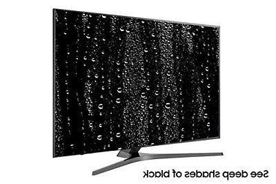 Samsung Electronics UN43MU6300 4K Ultra HD Smart LED TV CMR
