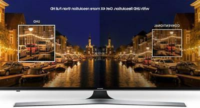 "Samsung 55"" 4K Ultra Smart"