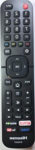 New USARMT EN2A27 Version 2016 Remote for Hisense H8 Series
