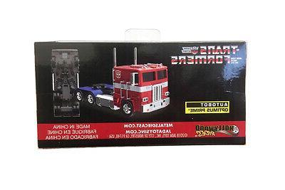 G1 Optimus Prime Truck Transformers 5