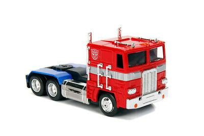 g1 autobot optimus prime truck transformers tv