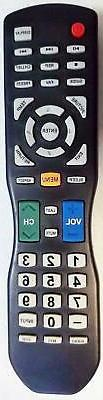 Genuine  Avera TV Remote - Fits All Avera TV's 40AER10 32AER