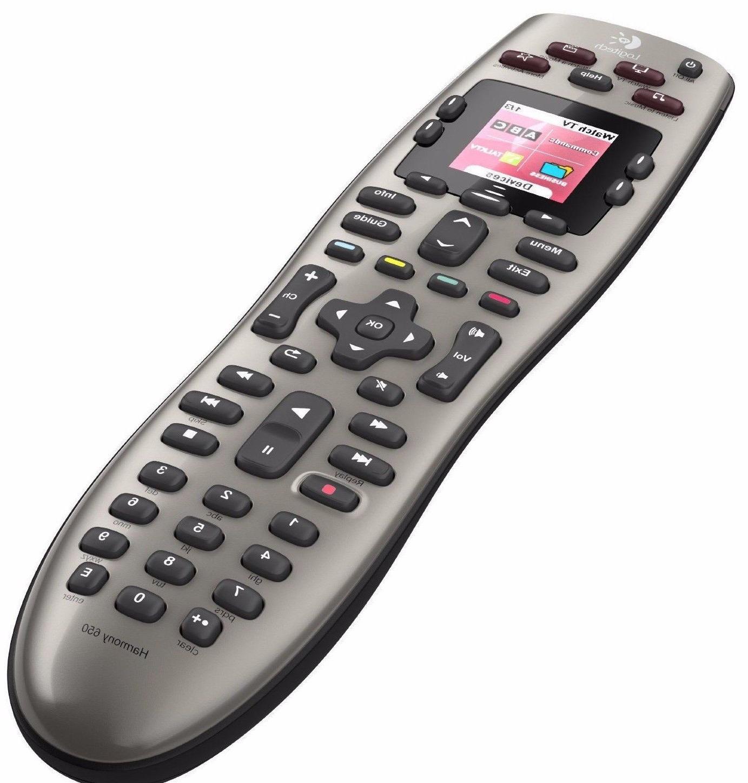 harmony 650 remote control