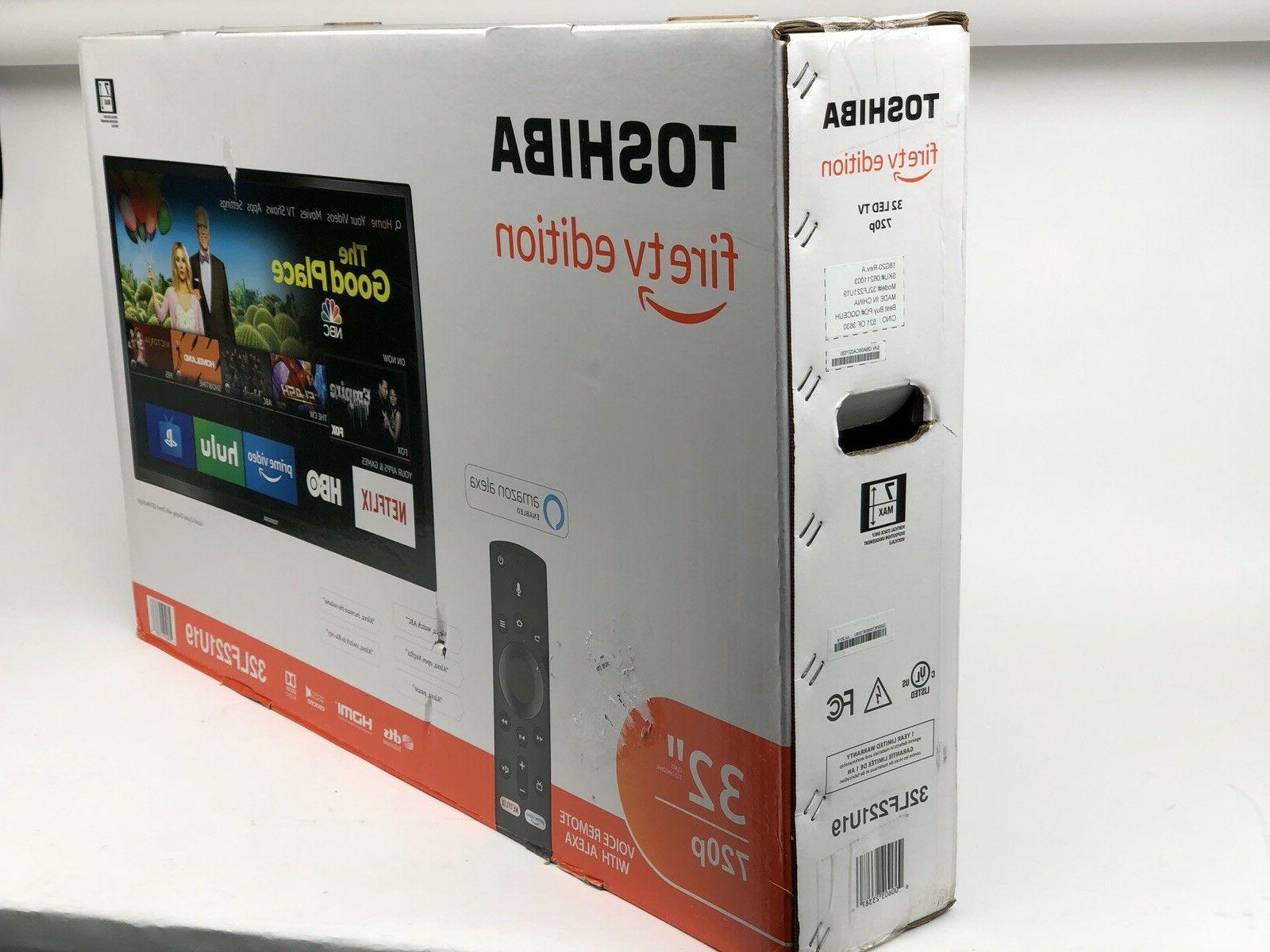Toshiba Smart TV Edition / 720p - CV46