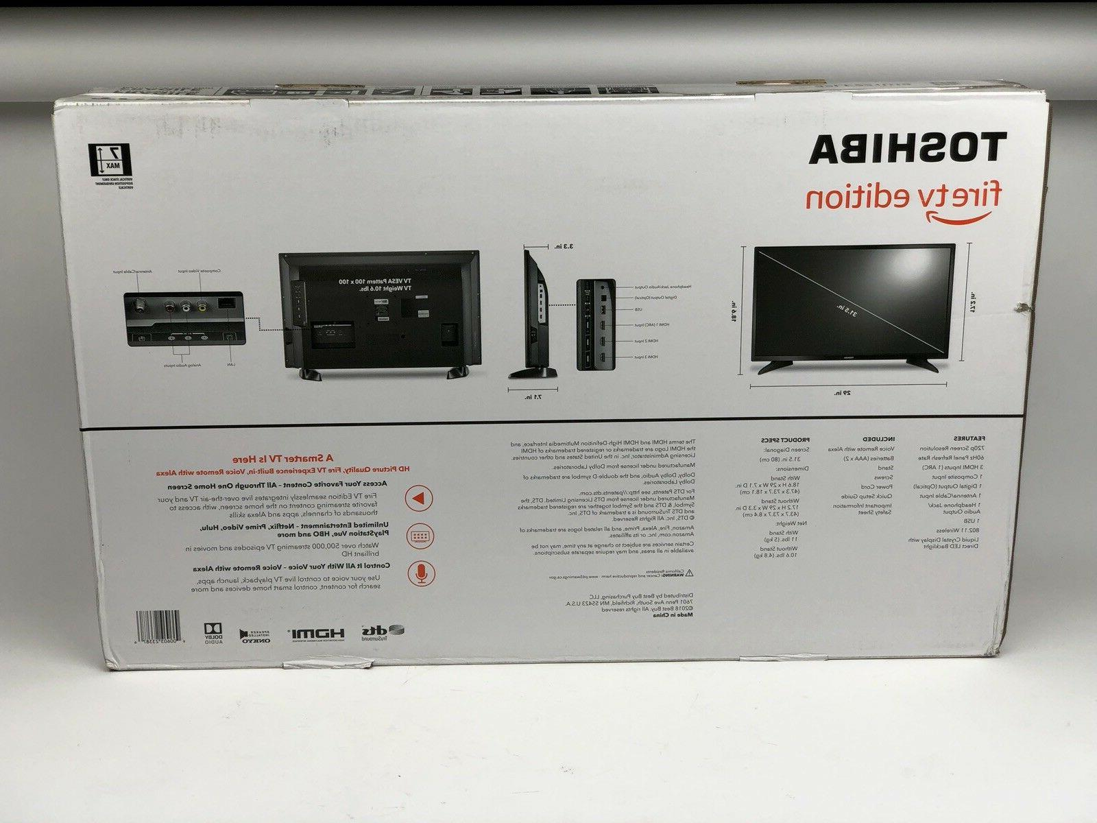 "Toshiba LED TV TV / 32"" / / 32LF221U19 -"