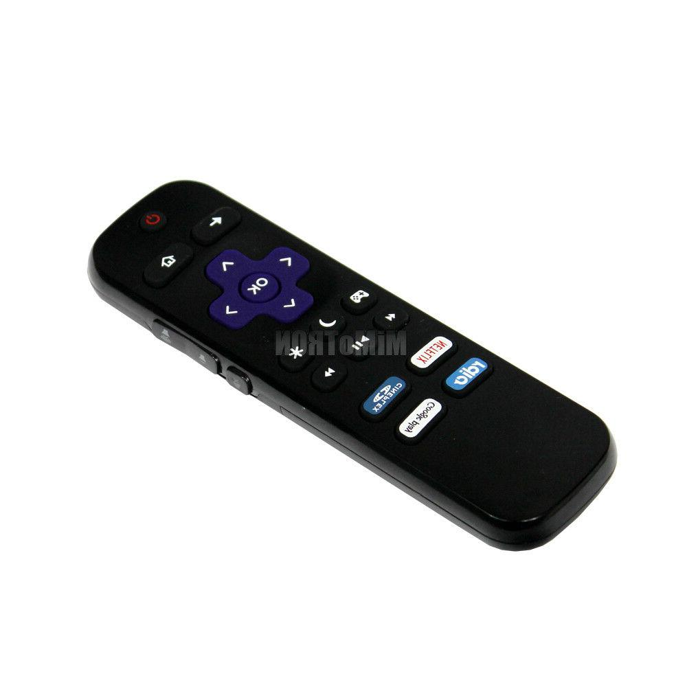 insignia smart tv remote control with roku