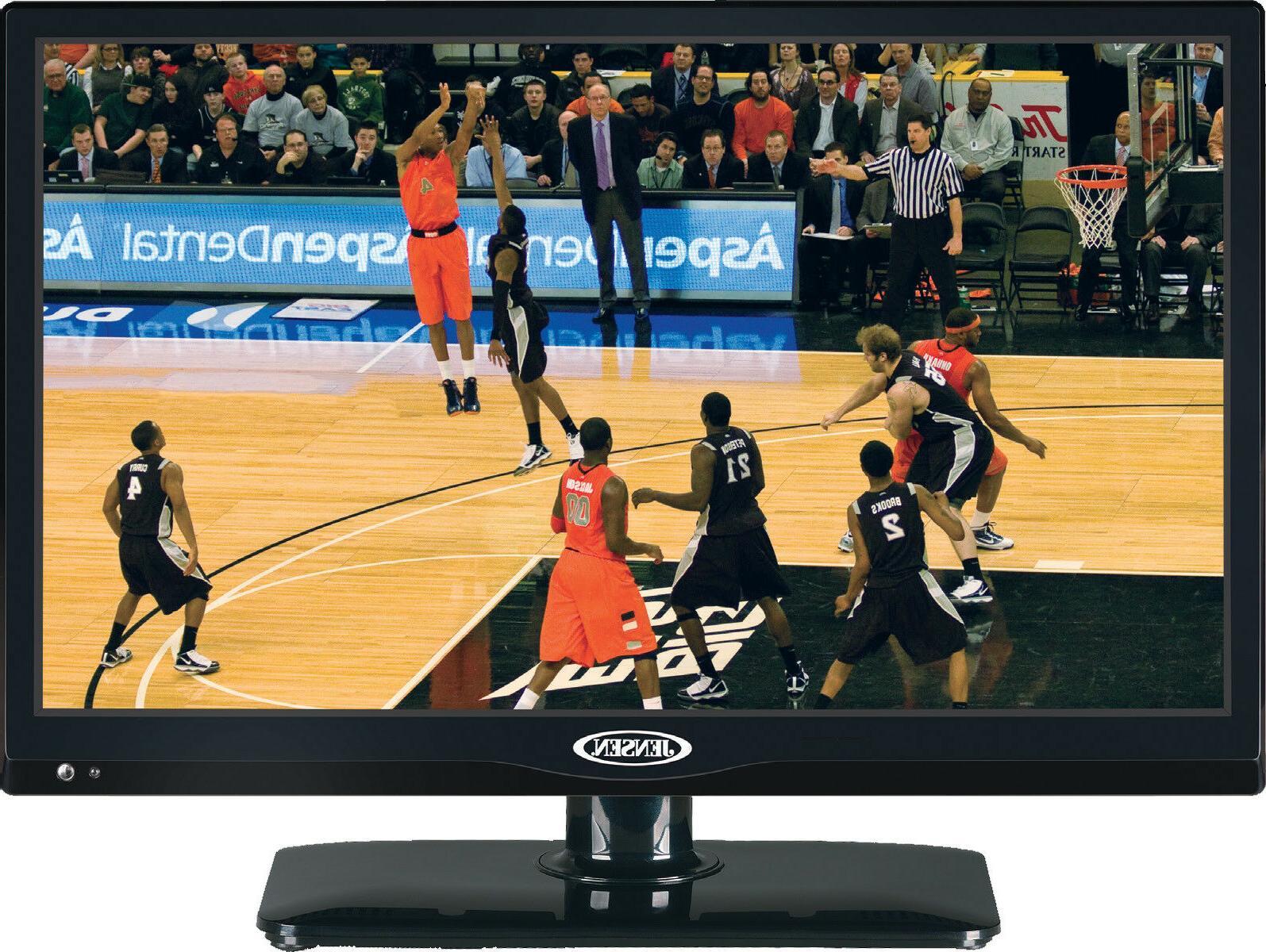"ASA Jensen JTV1917DVDC 19"" Inch LCD TV with Built-In DVD Pla"