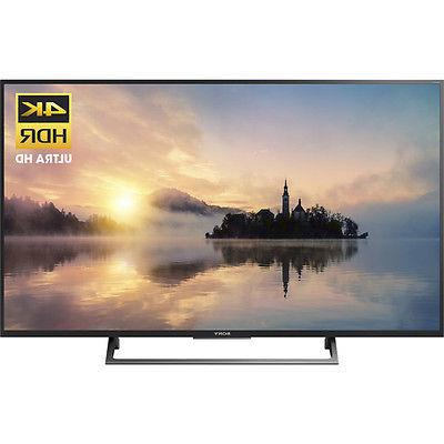 "Sony 43"" 4K HD HDR TV Model 3 3 x Inputs"