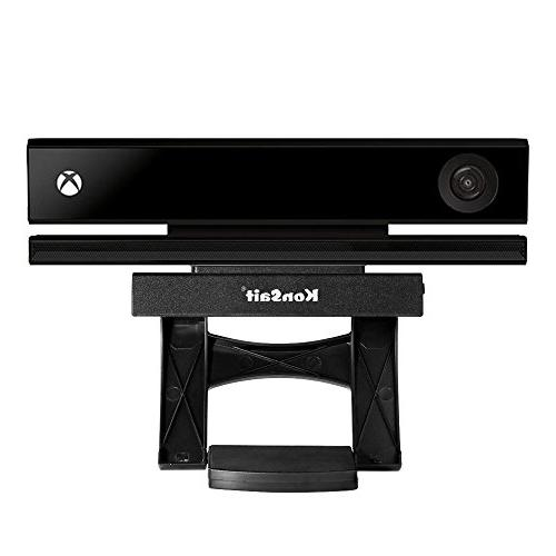 Kinect TV Mount Clip for Xbox One Konsait Adjustable TV Clip