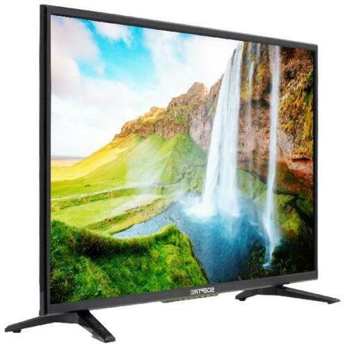 LED Inch HDTV Wall USB Class