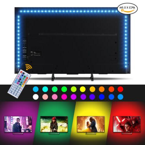 led tv backlight powered rgb usb led
