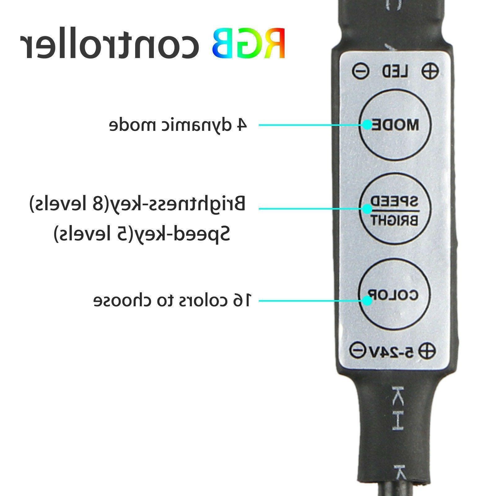 LED TV Powered Lights 60 Inch - Bias