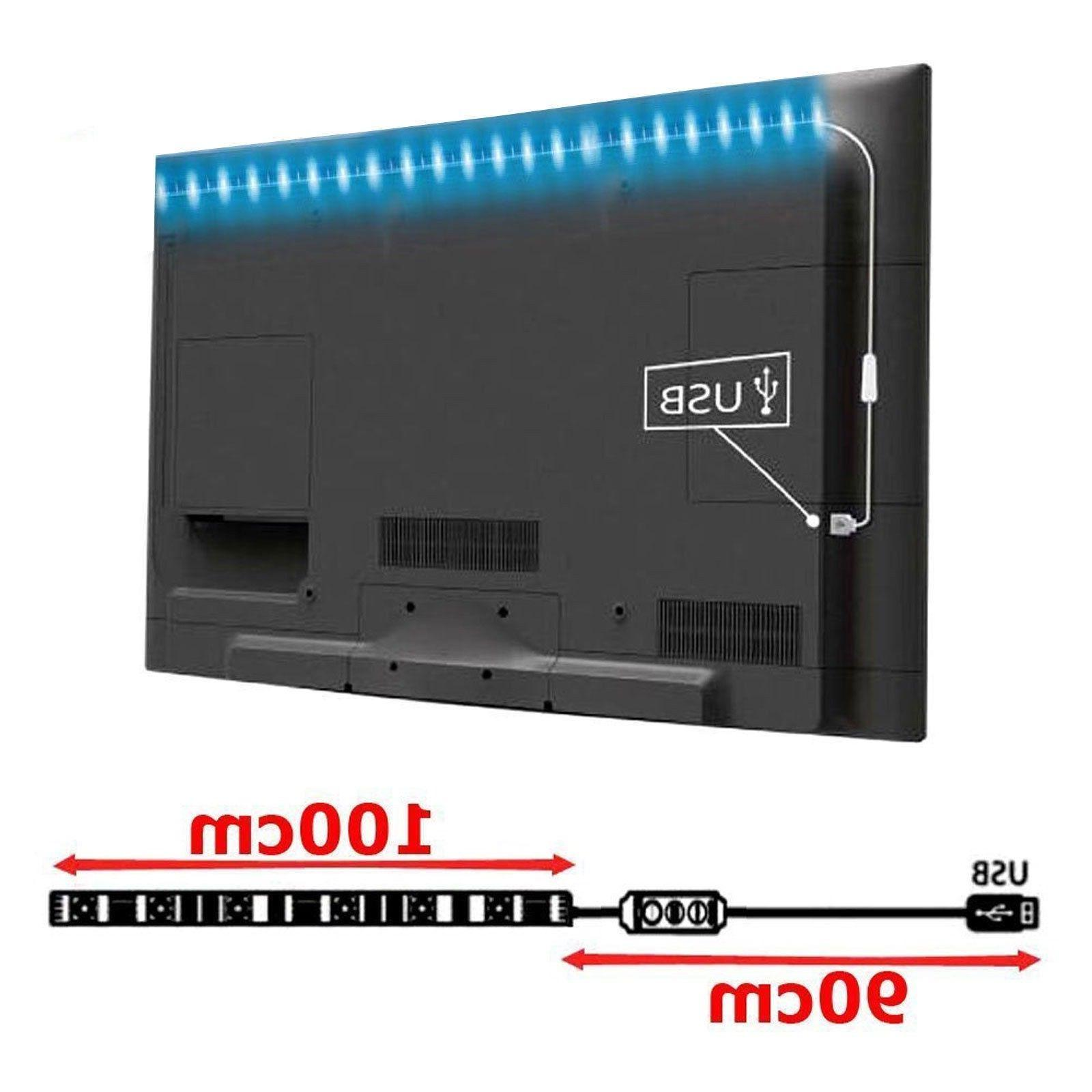 Powered Lights for 60 Inch HDTV Bias