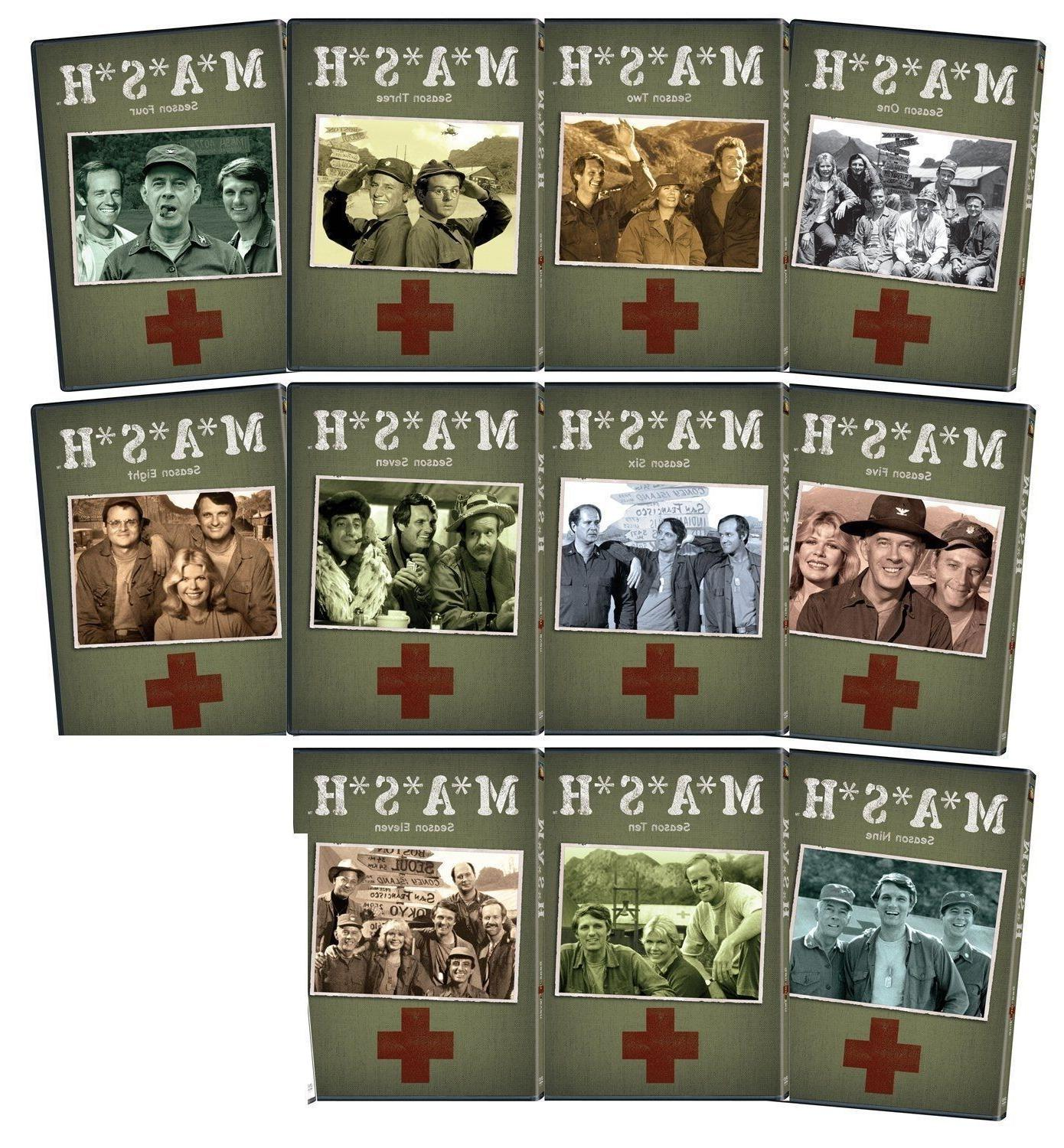 M*A*S*H: Series 1-11 Collection 33 DVD MASH |