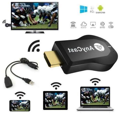 AnyCast M2 Plus WiFi Miracast HDMI US