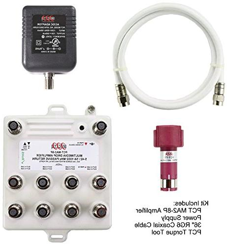 ma2 8pn bi directional cable