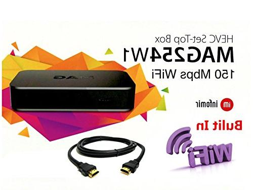 mag 254 w1 multimedia player