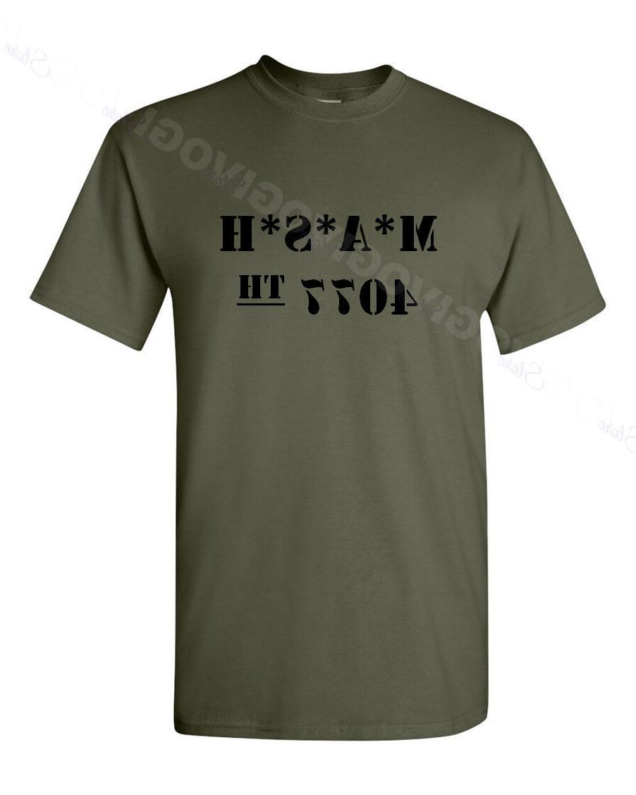 MASH Shirt Hospital TV Military Army