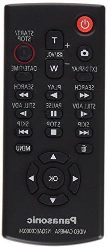 Panasonic N2QAEC000024 Remote
