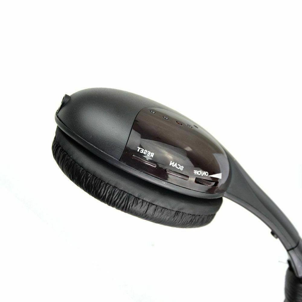 New 5 1 Hi-Fi Earphone for TV DVD MP3 PC