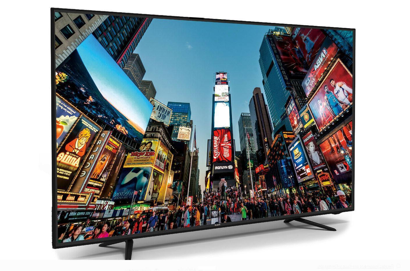 "🔥 NEW RCA 65"" Class Smart LED TV 3 HDMI UHD TV"
