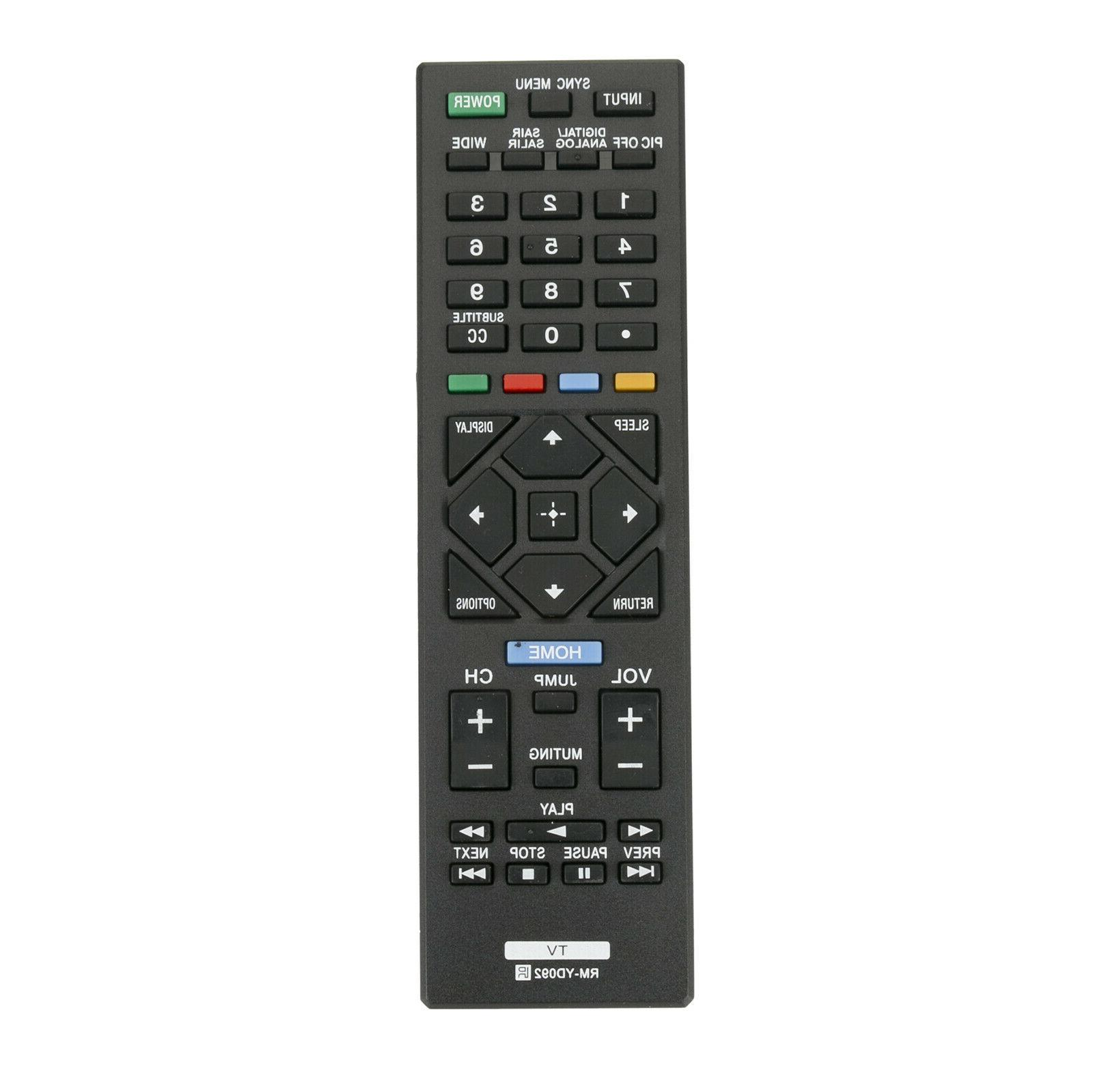 New for Sony LCD and Bravia New