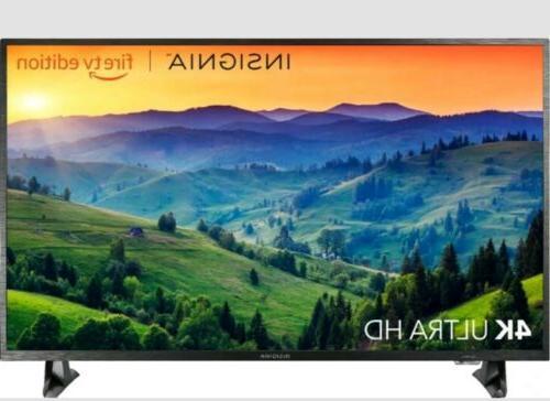 Insignia NS-43DF710NA19 Ultra HD LED TV TV Edition