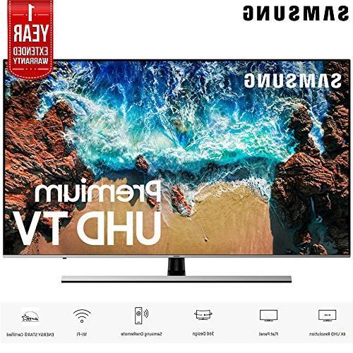 nu8000 smart uhd tv 2018