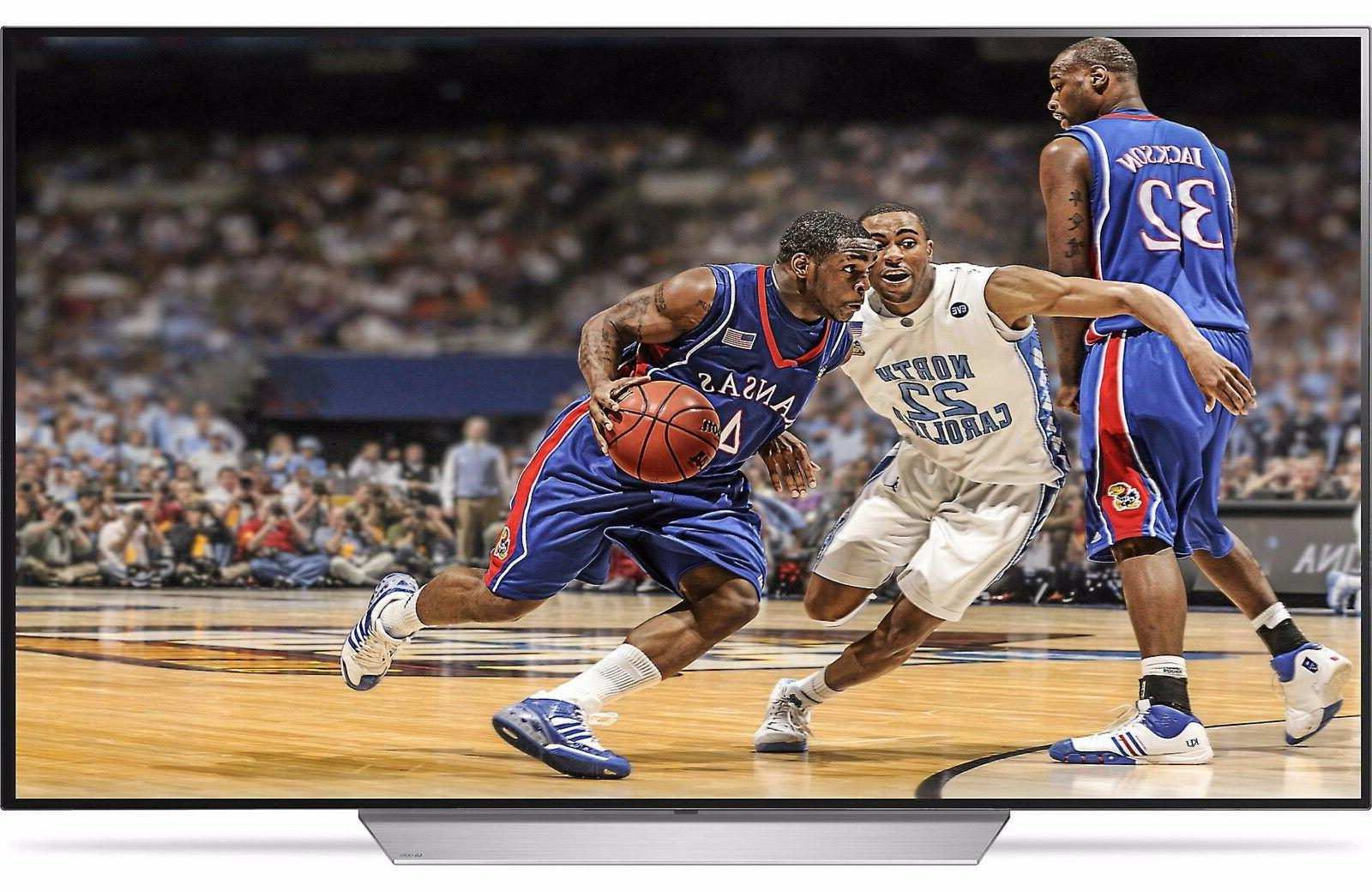 oled55c7p smart flat panel tv