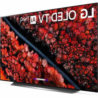 LG 4K HDR TV AI ThinQ