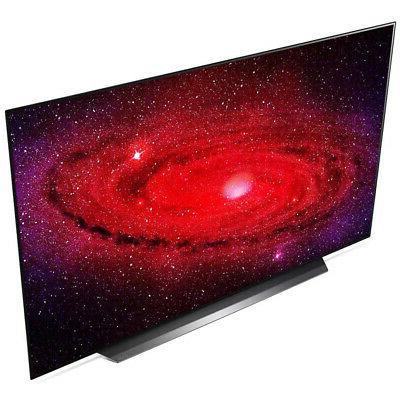 LG OLED48CXPUB CX 4K Smart OLED w/ ThinQ