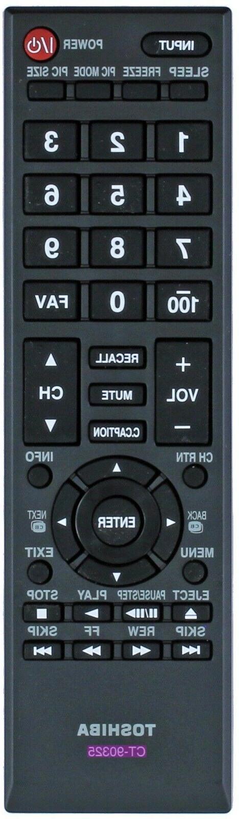 original tv remote control ct 90325 32c100u2