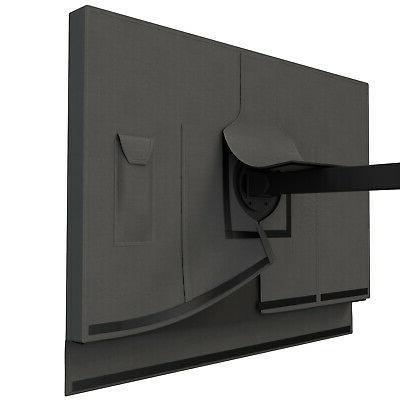 Duraviva Outdoor Screen TV - Fits LED, TVs