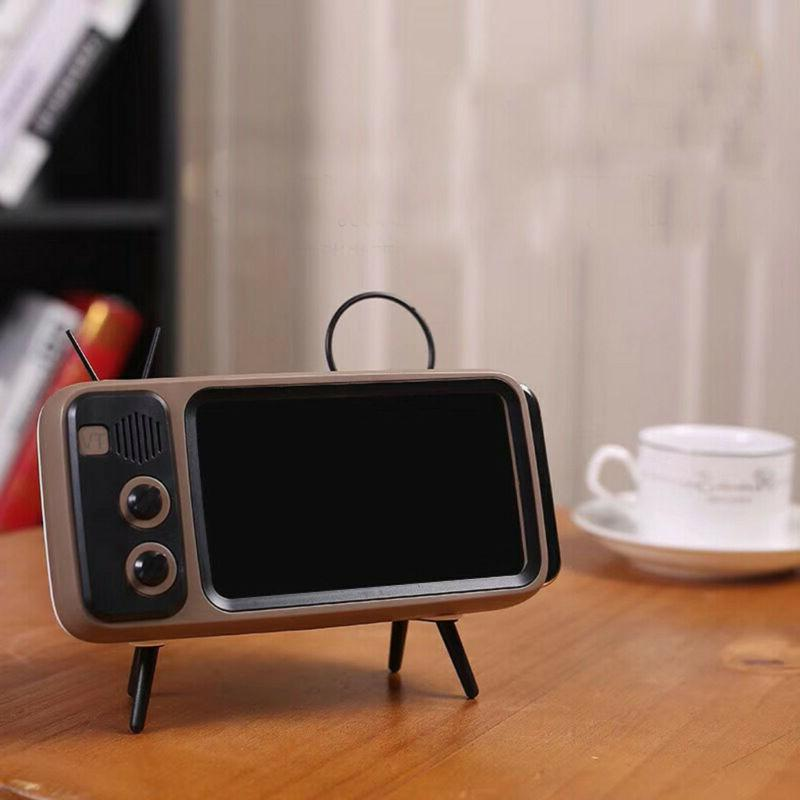 Portable Bluetooth Speaker Phone Holder
