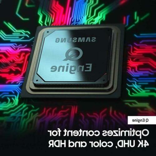 "Samsung QN55Q8FN 55"" QLED 4K UHD 8 Series TV"