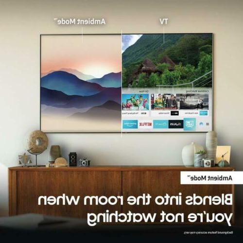 "Samsung QN55Q7FN FLAT 55"" QLED 4K UHD 7"