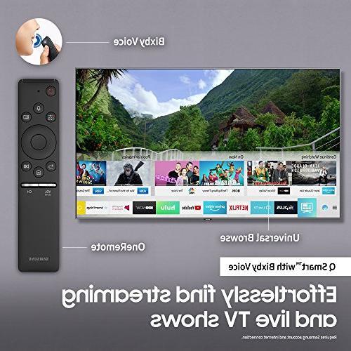 Samsung QN82Q6 QLED Series Smart TV