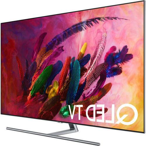 Samsung QLED Ultra HD TV