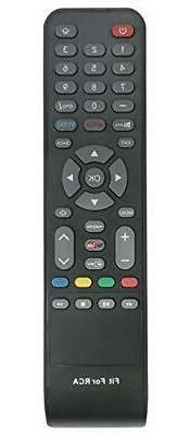 New Remote Control fit for RCA TV WX15244 WX15284 WX15163 SL