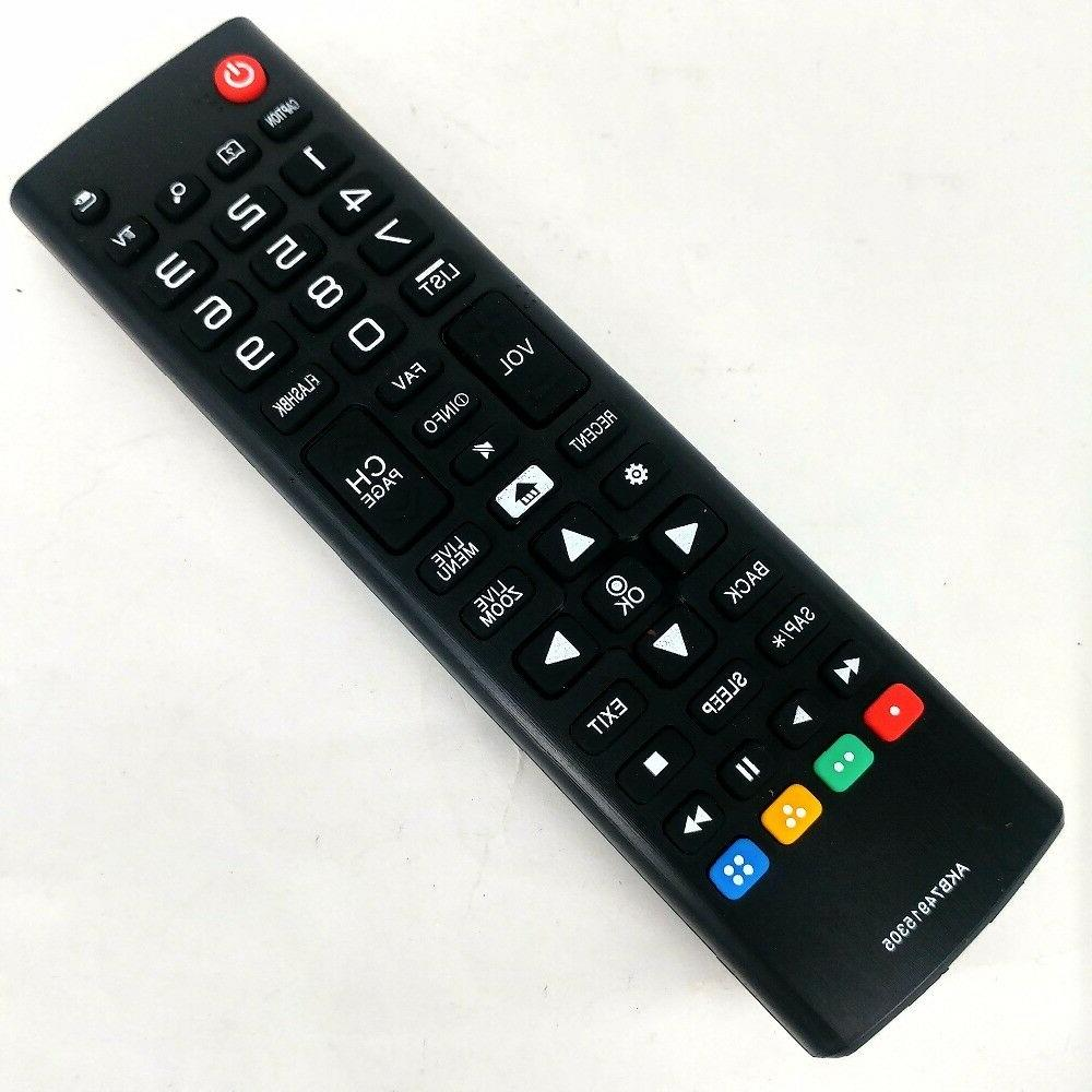 replacement akb74915305 remote control for compatible lg