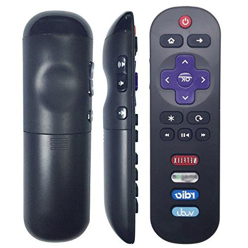 Replacement Remote Control For TCL 40-Inch LED