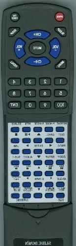 Replacement Remote Control for SUPERSONIC SC225