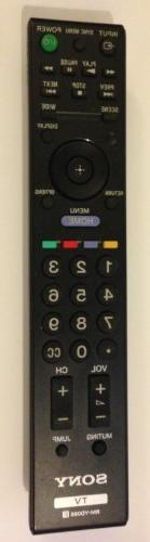 Original Sony RM-YD065 LCD TV Remote Control for KDL-22BX320